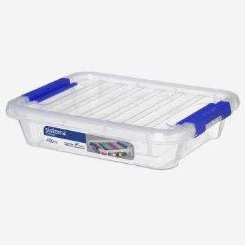 Sistema Storage bin with lid 400ml (per 10pcs)