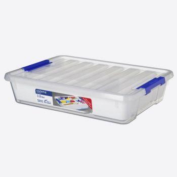 Sistema Storage bin with lid & storage tray 3.8L (per 4pcs)