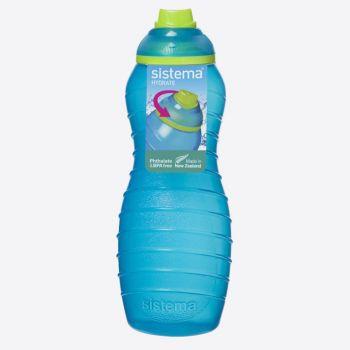 Sistema Lunch drinking bottle Davina blue 700ml (per 12pcs)