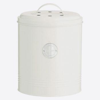 Typhoon Living compost bin off-white 2L