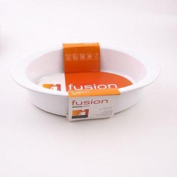 Vista Alegre Fusion oval plate white 29x20x6cm