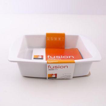 Vista Alegre Fusion oval plate white 30x27x7cm