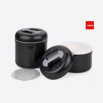 Valira ice bucket black 2.5L
