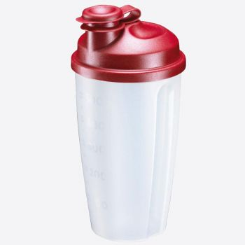 Westmark Mixery plastic dressingshaker red 500ml