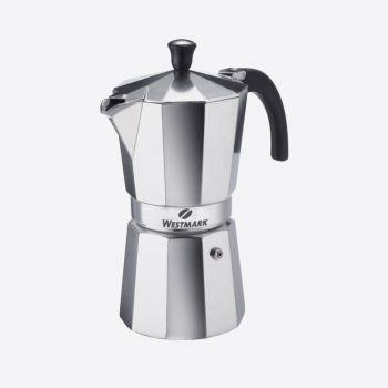 Westmark Brasilia 9-cups Italian aluminum espresso maker