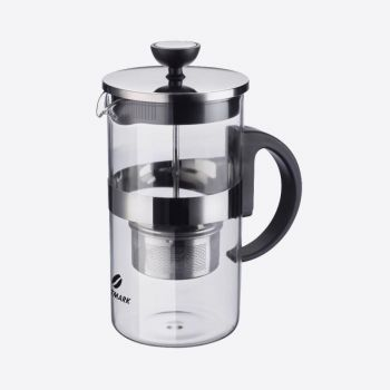 Westmark Tea Time glass tea maker with infuser 1L