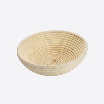 Westmark round fermentation basket in wicker ø 24.5cm H 8.5cm