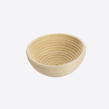 Westmark round fermentation basket in wicker ø 17.5cm H 8.1cm