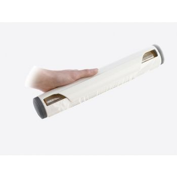 Westmark plastic film /foil dispenser white 35x6.1x6.1cm