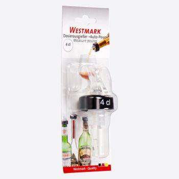 Westmark Auto-Pour kogelmaatschenker transparant 40ml