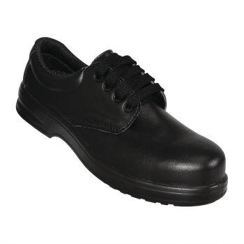 Lites unisex veterschoenen zwart 44