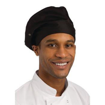 Chef Works koksmuts zwart