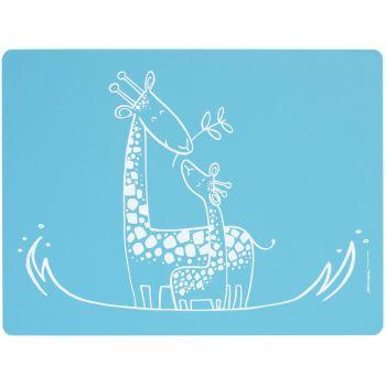 Modern Twist Baby Meal-mat Giraffe Giggles