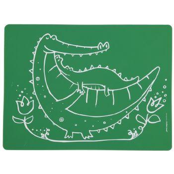 Modern Twist Baby Meal-mat Crocodile Cuddles