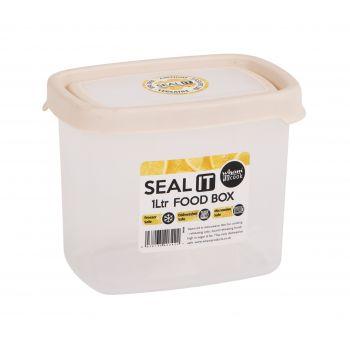 Wham Storage Box Seal It 1 liter