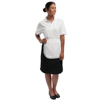 Whites serveerschort zonder zak