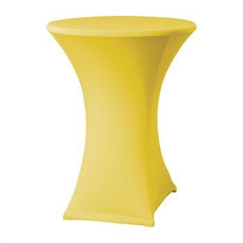 Samba stretch statafelhoes geel D2