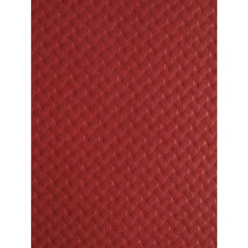 Papieren placemat bordeaux
