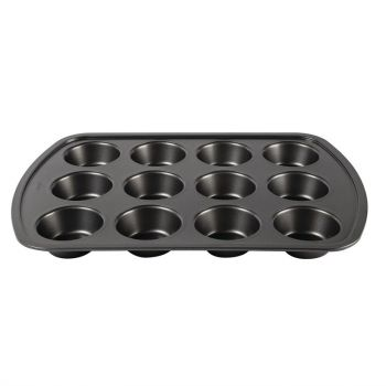 Avanti anti-kleef patisserievorm 12 muffins