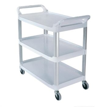 Rubbermaid X-tra serveerwagen wit