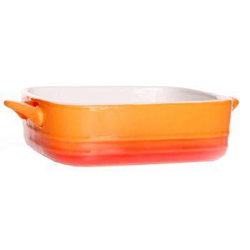 Cosy & Trendy Orange Gratin Dish 70cl 16,5xh5,5cm Vi