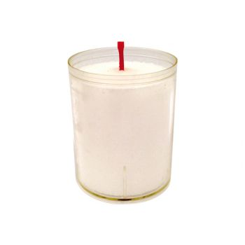 Brandless W3040pc S120 Cups Transp-candle White