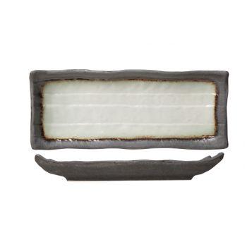 Cosy & Trendy Stone Rectangular Dish 11x28cm