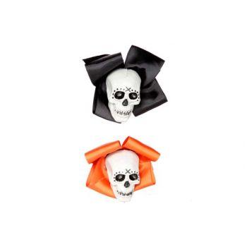 Cosy @ Home Breastpin Skull 2 Types 11x15xh5cm