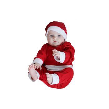 Cosy @ Home Weihnachtscostume Onesie 1-2yr