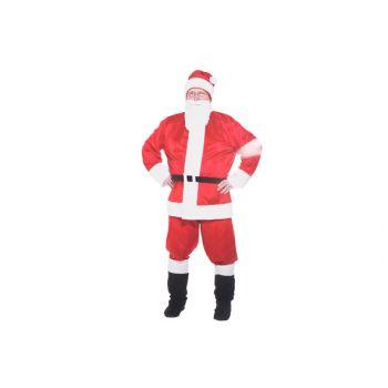 Goodmark Weihnachtsmann Kostum Soft Plush 5teilig