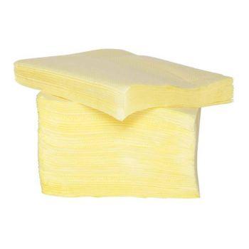 Cosy & Trendy For Professionals Ct Prof Napkin Tt S40 25x25cm Yellow