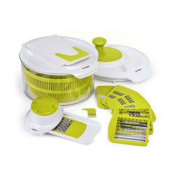 Meliconi Melichef 5 In 1 - Dryer-slicer-grater-