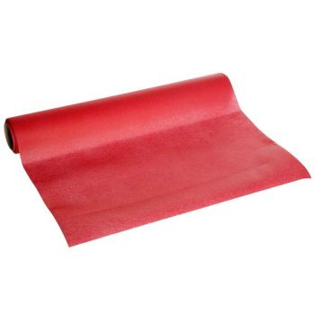 Cosy & Trendy For Professionals Ct Prof Table Runner Red 0,4x4,8m