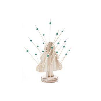 Cosy @ Home Aperoset  Kaktus Incl 21 Stocke Baum