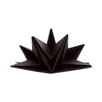Cosy & Trendy Paper Napkin Black Set12 40x60cm