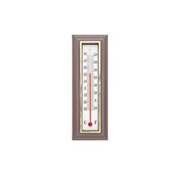 Cosy & Trendy Thermometer Dunkelbraun 5.5xh16cm
