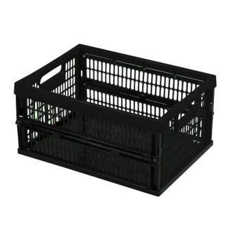 Curver Shopbox 34l Schwarz 47x34xh24cm