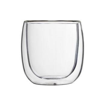 Finum Hot Glass Double Wall 130ml