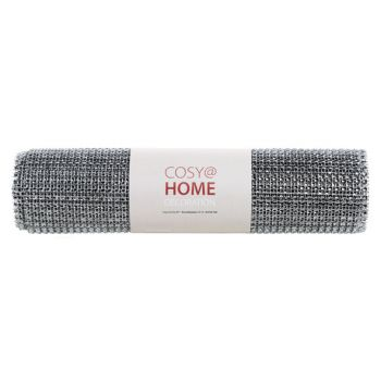 Cosy @ Home Table Runner Stras Anthracite 24cmx2.3m