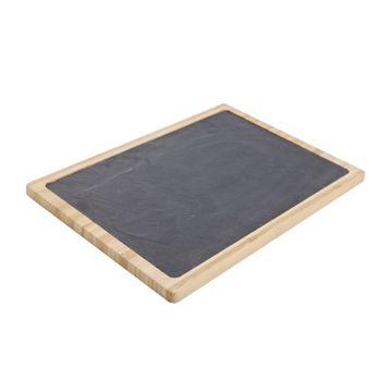 Cosy & Trendy Bamboo-slate Board 30x40cm