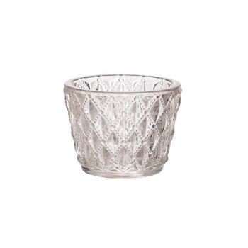 Cosy @ Home Teelichtglas Mango D7,5xh6cm