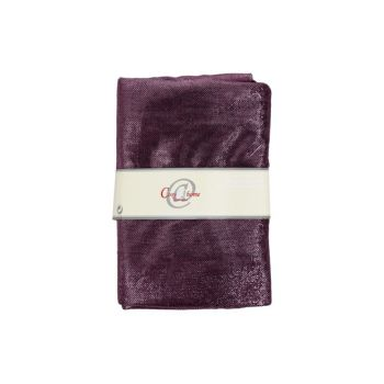 Cosy @ Home Deco Fabric Glamour Burgundy 1.5x3m