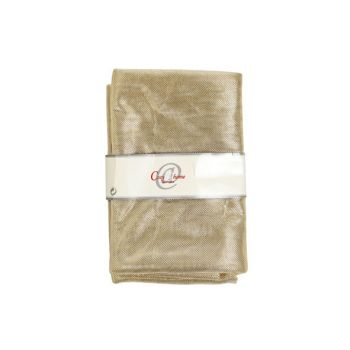 Cosy @ Home Deco Fabric Glamour Gold 1.5x3m