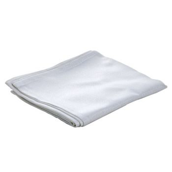 Cosy @ Home Table Runner Glamour  White 40x180cm