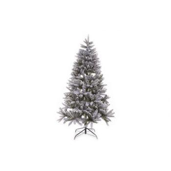 Cosy @ Home Flocked Pe Mixed Tree 150cm D95cm 478t