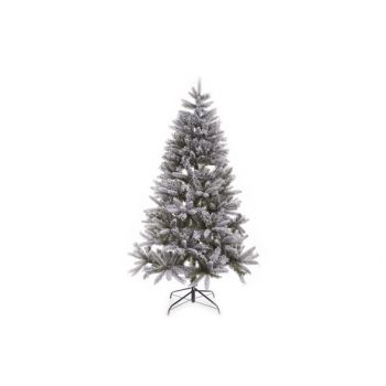 Cosy @ Home Flocked Pe Mixed Tree 210cm D120cm 1060t