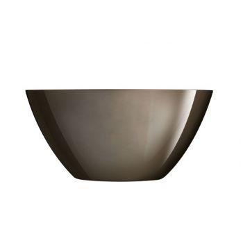 Luminarc Loft Abbaco Copper Salad Bowl 17