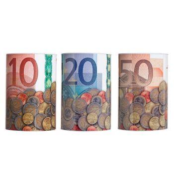 Cosy & Trendy Euro Money Bank D15xh22 3 Types