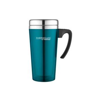 Thermos Soft Touch Travel Mug Turkis 420ml