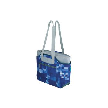 Alfi Isobag Cooler Bag 2 Pcs Blue Squares
